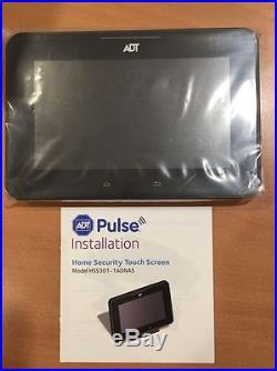 Pulse Adt Touch Screen Home Security 7 Netgear New Model Hss301-1adnas