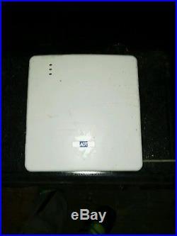 Portable adt alarm
