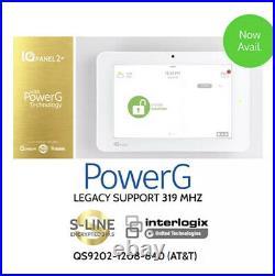 QOLSYS QS9202-1208-840 IQ Control Panel 2 Plus AT&T LTE