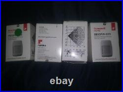 Qty. 4 5800pir-res Honeywell Wireless Motions