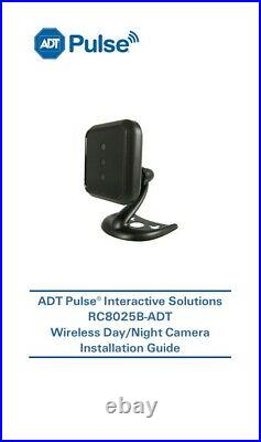 RC8025B-ADT Wireless Indoor HD Surveillance Camera Home Business Alarm Security