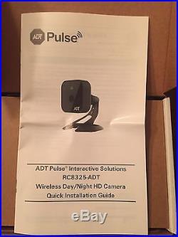 RC8325 ADT Pulse Camera