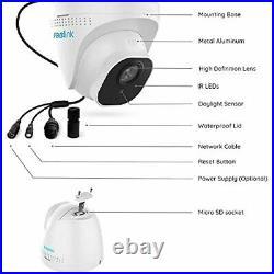 Reolink 5MP PoE Camera Outdoor 2560x1920 Video Surveillance Home IP Security Nig