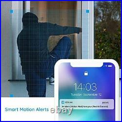 Reolink 5MP PoE IP Security Camera Outdoor/Indoor Home Surveillance IR Night Vis