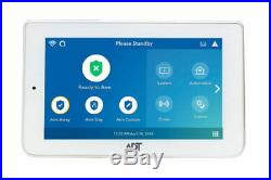 Resideo ADT Command Secondary Wireless Touchscreen Security Panel ADTWTS700