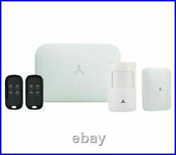 SECYOUR GSM Wireless Home Burglar Alarm System KIT 90dB Siren Alert Notification