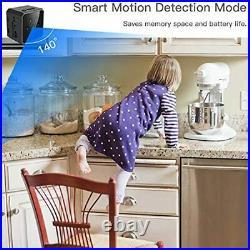 SZMDLX Spy Hidden Camera 1080P HD Wireless Home Security Surveillance Mini Camer