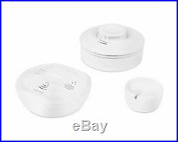 Samsung SmartThings ADT Battery-Powered Smoke & Carbon Monoxide Detector Kit