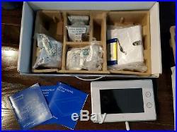 Samsung SmartThings ADT Home Security Starter Kit + 9 Multipurpose Sensors