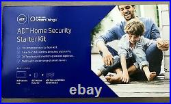 Samsung SmartThings ADT Home Security Starter Kit Open Box