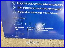 Samsung SmartThings ADT Home Security Starter Kit Security System