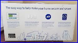 Samsung SmartThings ADT Home Security Starter Kit White