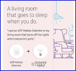 Samsung SmartThings ADT Wireless Home Security Starter Kit F-ADT-STR-KT-1 New