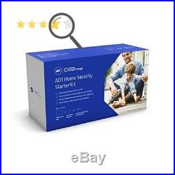 Samsung SmartThings ADT Wireless Home Security Starter Kit with DIY Smart Alarm