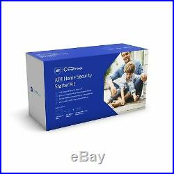 Samsung SmartThings ADT Wireless Home Security Starter Kit with DIY Smart. New