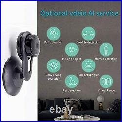 SpotCam FHD 2 Wireless Home Security Camera, 1080p FHD, Indoor, Night Vision, Tw