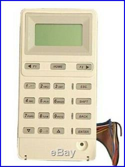 Used ADT/Brinks/Broadview S3121 Alphanumeric Programmer for BHS-2000, 1200, 1000