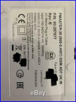 VISONIC ADT PowerMaster-30 PG-2 +GSM ADT UK (868-0 MHz)