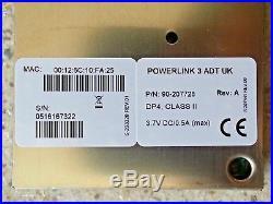 Visonic Powerlink 3 ADT UK Communicator P/N 90-207728 Ref B