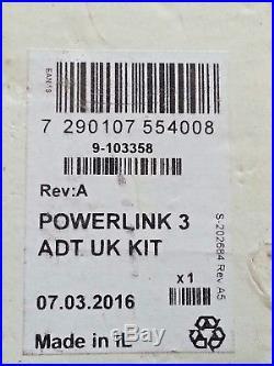 Visonic Powerlink 3 ADT UK Communicator P/N 90-207729 Ref 1116272671