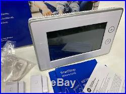 Wireless Home Security Starter Kit DIY Smart Alarm System Hub Door OPEN BOX